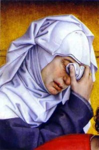 Rogier_van_der_Weyden-_Deposition_-_Mourning_Woman;_detail
